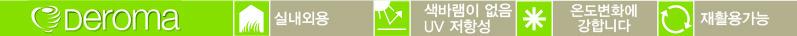 소토 까세타 맥시 펀데이 화분받침대(50cm) - 데로마, 6,600원, 공화분, 디자인화분
